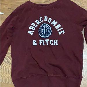 Abercrombie & Fitch crew neck